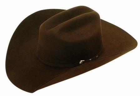 Twister Hat Santa Fe chocolate