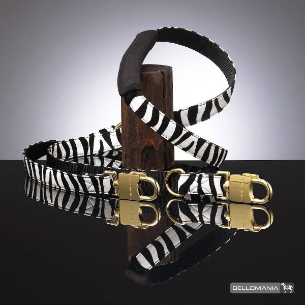 Bellomania Zuko Zebra Führleine