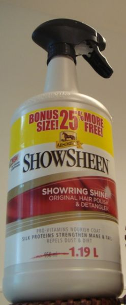 SHOW SHEEN by ABSORBINE 1,19 L