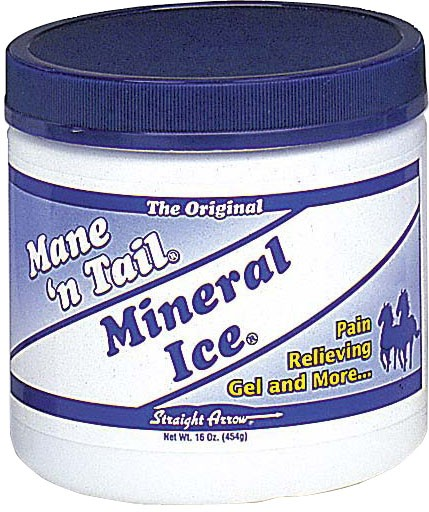 Mineral Ice Mane 'n Tail original by Straight Arrow