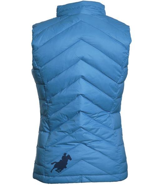 OSWSA Women Super Light Vest Wanda turquoise