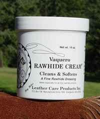 Ray Holes Leather Care - Vaquero Rawhide Cream
