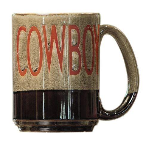 Tasse Keramik Cowgirl Cowboy Farmgirl