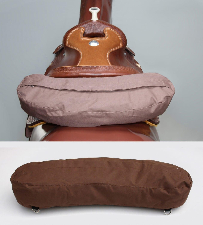 Cantle Bag oder auch Bananensatteltasche
