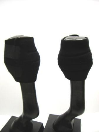 PT Knee Boots Paar