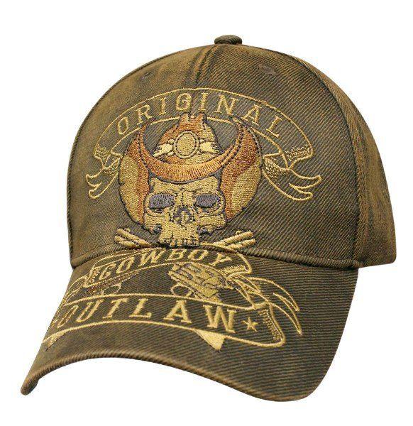 Cap Cowboy Outlaw