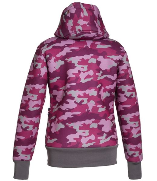 OSWSA Hooded Thermo Jacket Camouflage pink