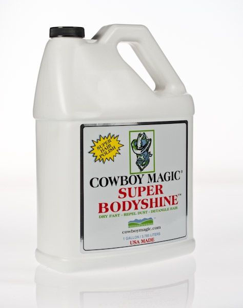 Cowboy Magic Super Bodyshine - Gallon - 3,8ltr