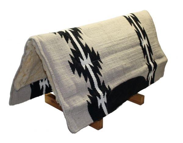 TexMex Wool Fleece Show Pad