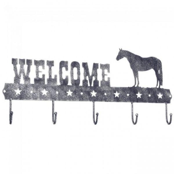 Garderobe / Key Rack Five Welcome
