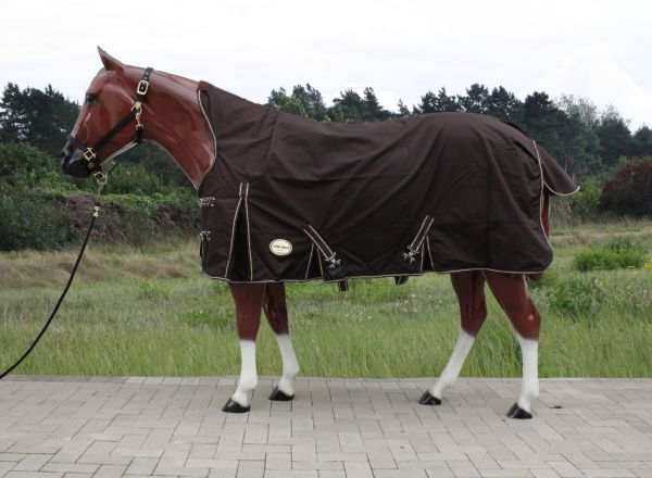 Tough Horse Regendecke 1680D Halfneck
