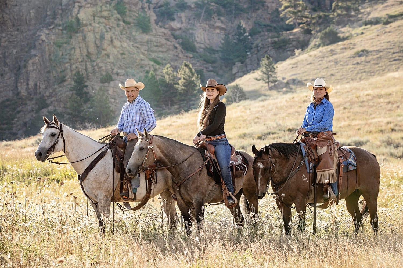 Mit diesem Equipment wird der Ausritt zu einem gelungenen Erlebnis für Pferd und Reiter