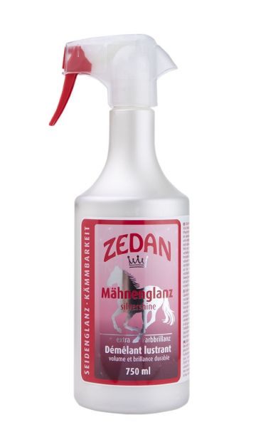 Zedan Silvershine Fellglanzspray 750ml
