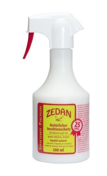 ZEDAN SP - Natürlicher Insektenschutz 500ml