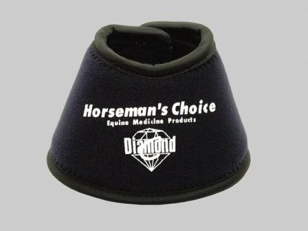 Horseman's Choice No-turn Bellboots by Diamond C