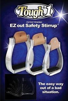 Tough1 EZ Out Safety Stirrup Sicherheitssteigbügel