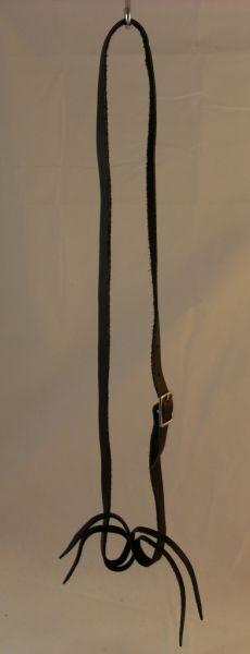 Buckaroo Leather Bosal Hanger black