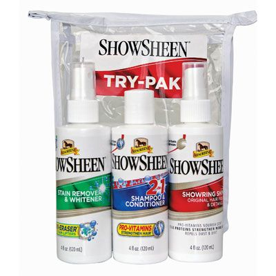 Absorbine Try Pack Show Sheen