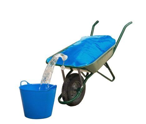 H2gO bag - 80 Liter Wasser einfach transportieren