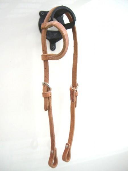 Harness Kopfstück - Hermann Oak Leather - Einohr