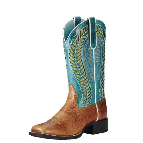 Ariat Womens Quickdraw VentTEK gingersnap