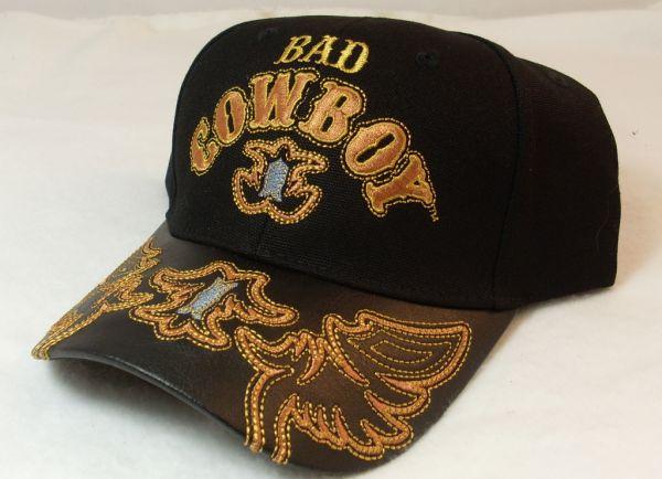 Cap Bad Cowboy black