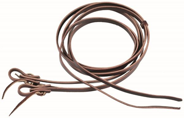 Ultimate Cowboy Gear Latigo Split Reins 1/2' - 240cm