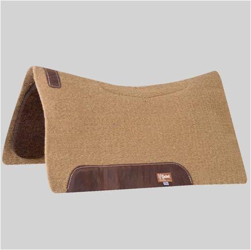 Contoured Wool Alpaka Pad 3/4 mit Blanket tan