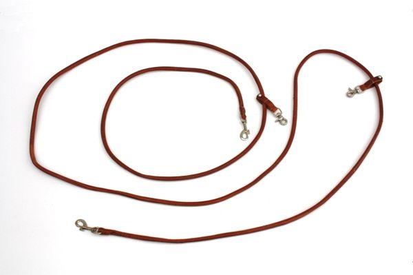US - Draw Reins Harness rundgeschnitten geschlossen
