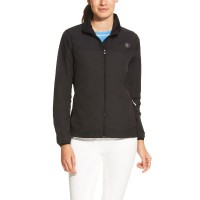 Ariat Womens Ideal Windbreaker Jacket black