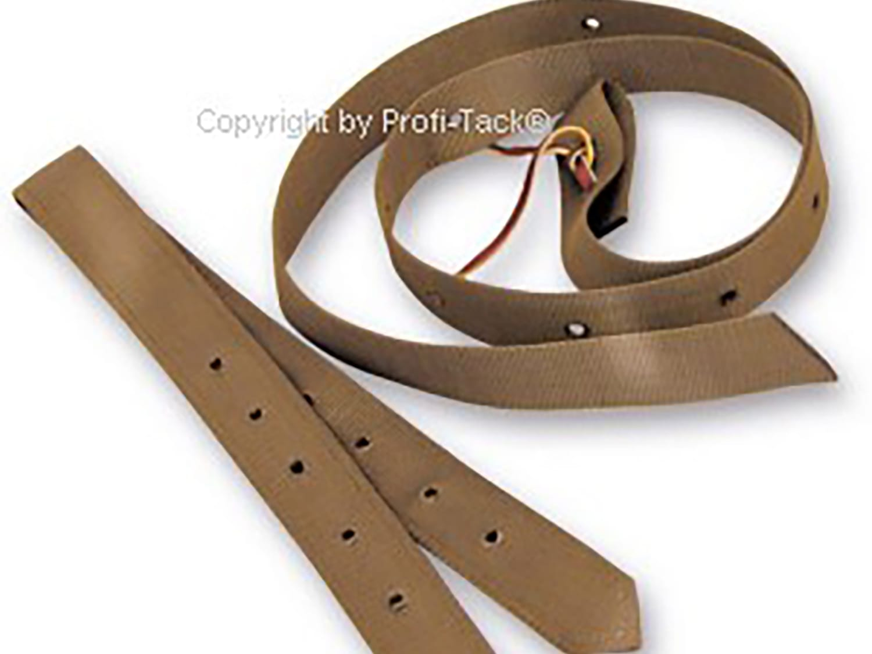 Set aus Tie-Strap und Off-Billet