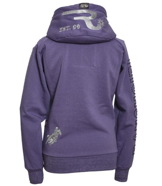 RANCHGIRLS Hooded Jacket Jodie lightpurple