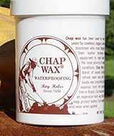 Ray Holes Leather Care - Chap Wax