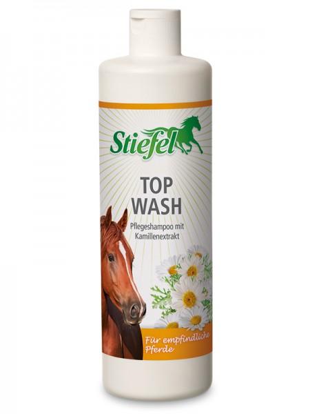 Top Wash für empfindliche Pferde