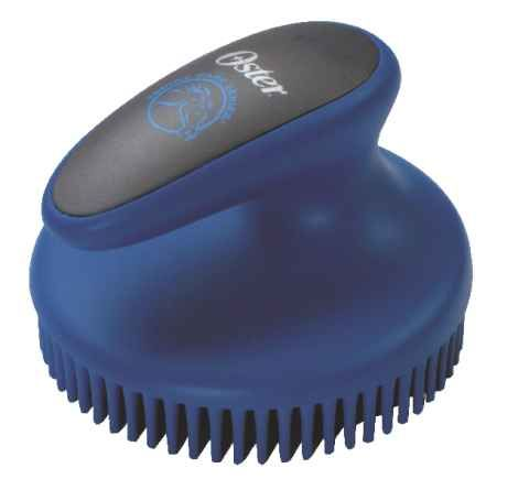 Oster Fine Curry Comb -Gumminoppenstriegel fein-