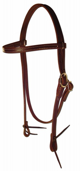 Ultimate Cowboy Gear Oiled Bowband