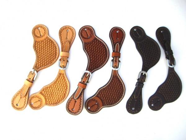 Sporenriemen Basket tooled