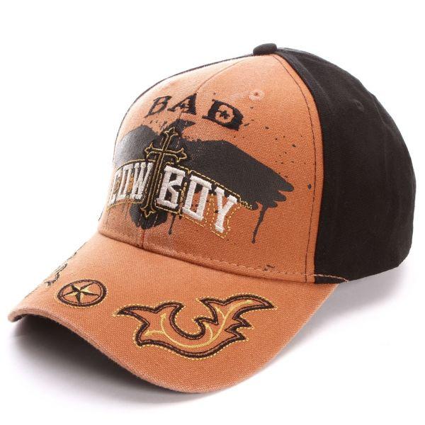Cap Bad Cowboy Eagle