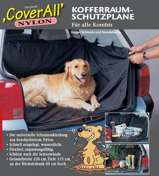 Kleinmetall CoverAll Kofferraumschutz