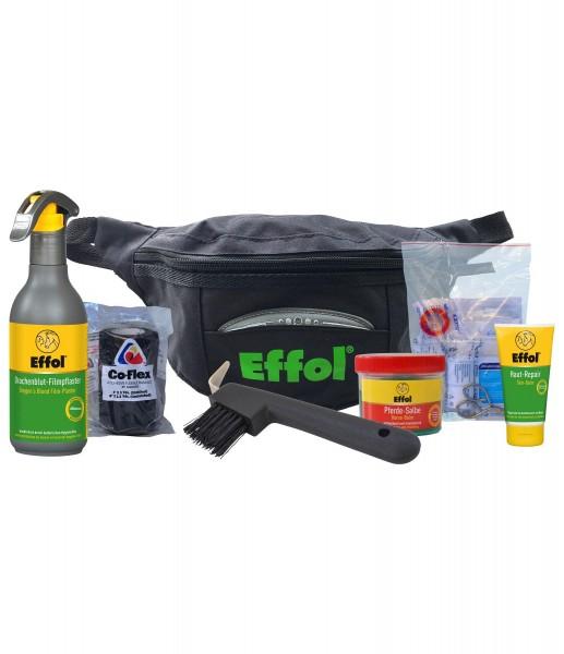 Erste - Hilfe - Tasche gefüllt