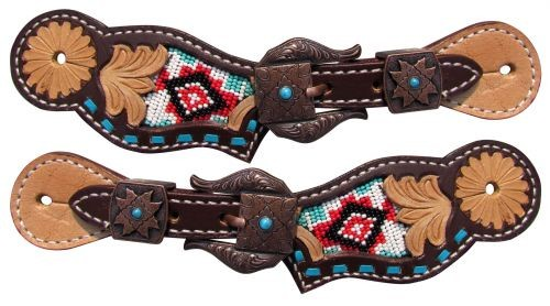 Showman Sporenriemen Navajo