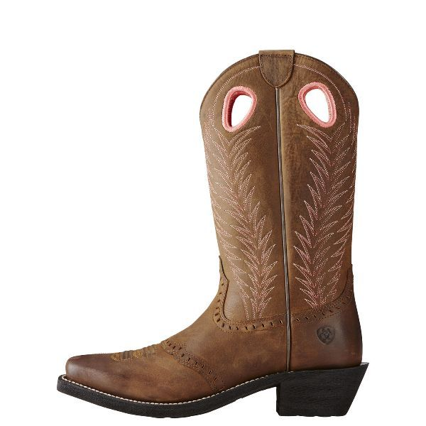 Ariat Womens Heritage Rancher