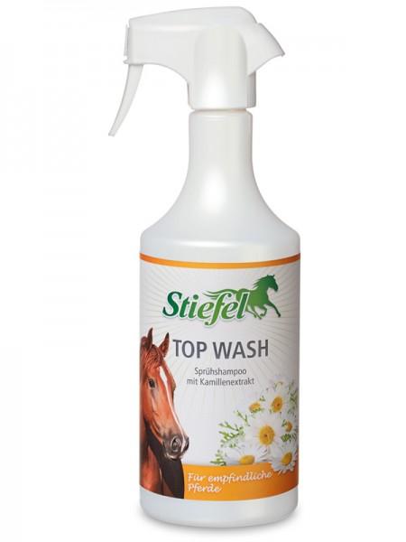 Top Wash Sprühshampoo einfache Anwendung