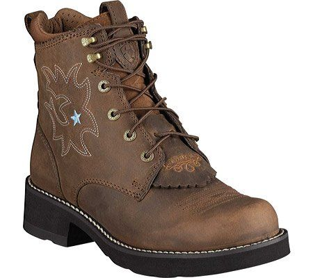 Ariat Probaby Lacer Driftwood Brown