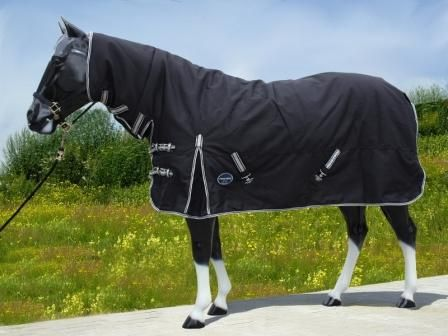 Regen- Winterdecke Full-Neck 1200D Tough Horse