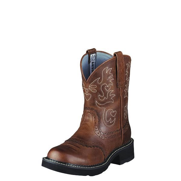 Ariat Fatbaby Saddle