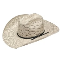 Ariat 20X Strohhut ivory/grey