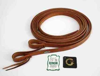 California Pro Elite Series Premium Harness Reins schwere Enden 13mm