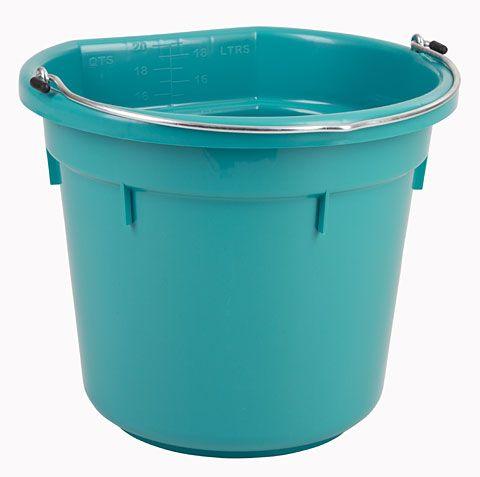 Wassereimer real Flatback div. Farben 20L