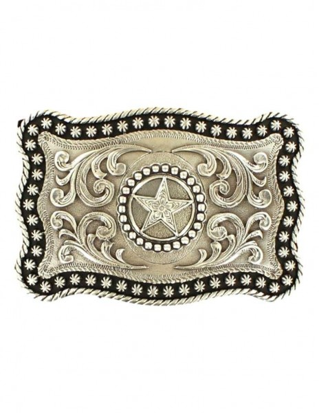 Mens Edge Star Buckle